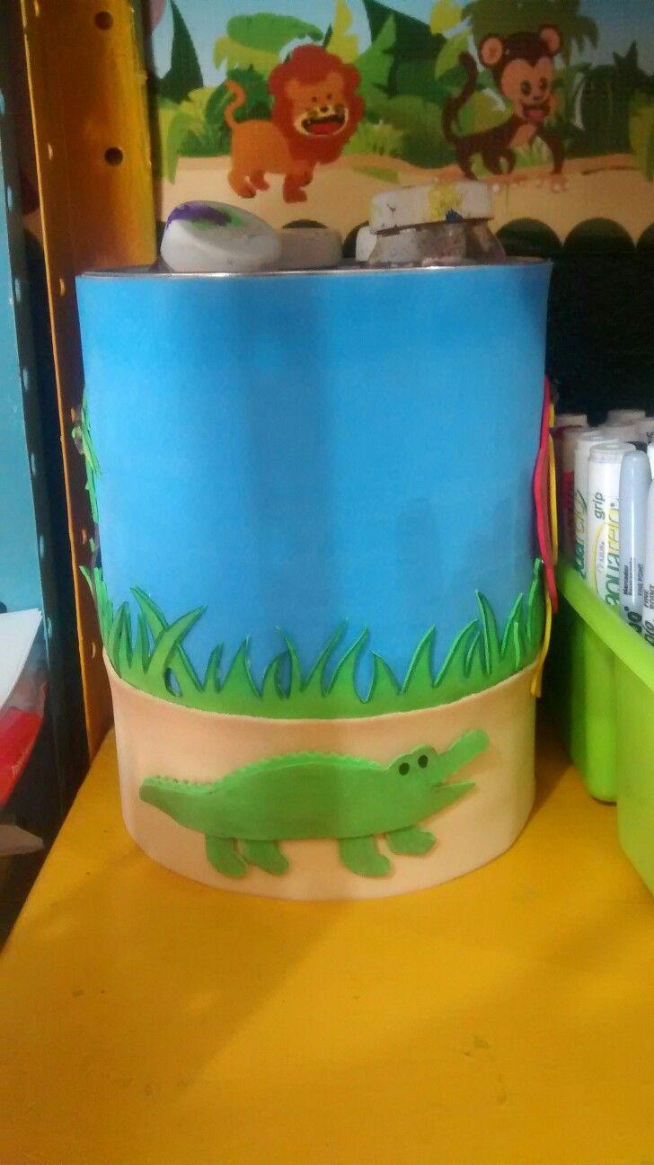 DIY combinando foami con pintura #coniher