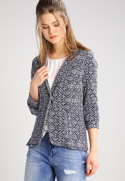 Vêtements Cream CASSIE  - Blazer - royal navy blue bleu foncé: 99,95 € chez Zalando (au 25/03/17). Livraison et retours gratuits et service client gratuit au 0800 915 207.