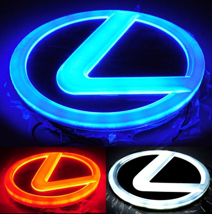 OSRING led logo car door shadow projector light hotest sale led car logo door light ghost led car logo for toyota