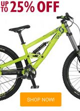 Cannondale Jekyll 4 Mountain Bike 2012 - Full Suspension MTB - Cannondale - MOUNTAIN BIKES