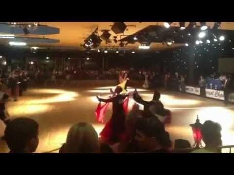 CEZAR & KATERINA - Quickstep - YouTube