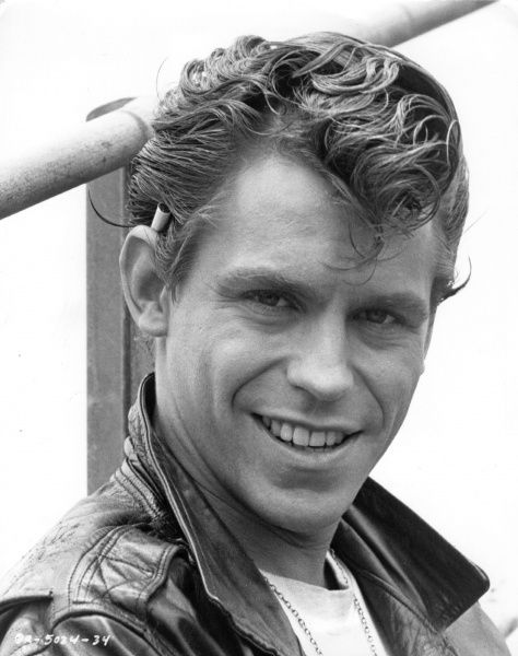 JEFF  CONWAY AS Kenickie  from  grease the original movie