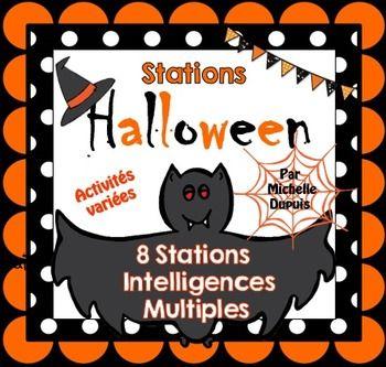 Halloween - Ressource en français