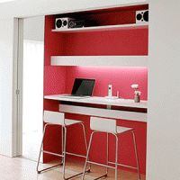 computer-desks-furniture-chair-contemporary-red