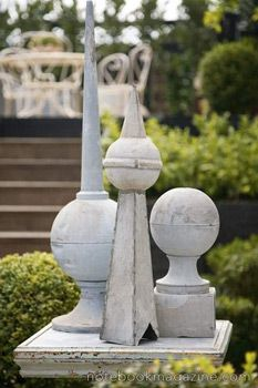 17 Best 1000 images about Finials on Pinterest Gardens Zinc roof and