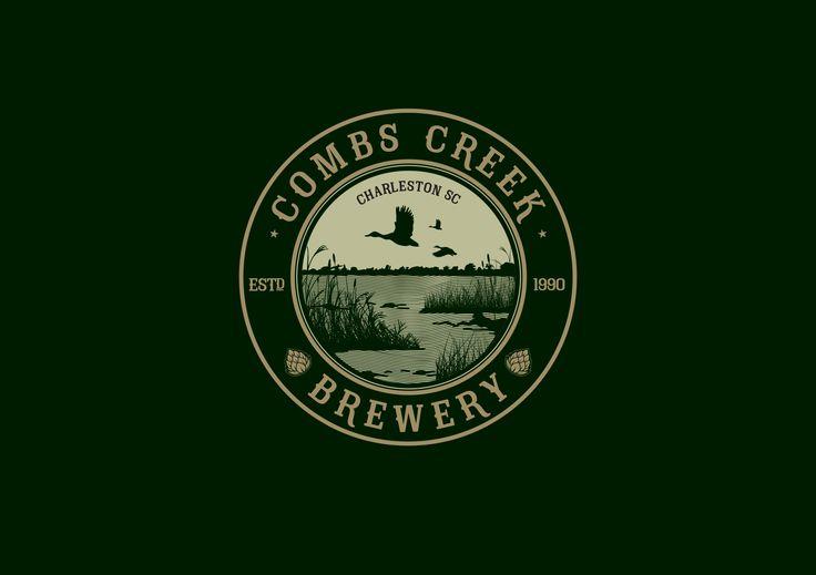 Combs Creek Brewery logo - Charleston SC