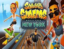 Subway Surfers For PC & Mac