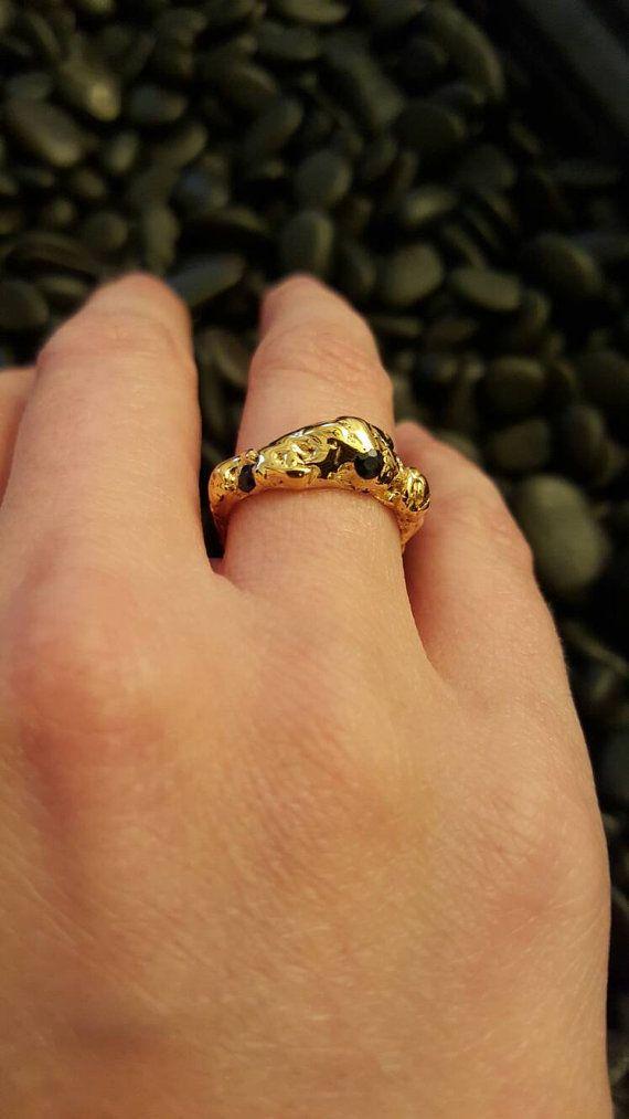 Best 25 Black sapphire ring ideas on Pinterest