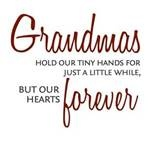 This is how I feel about my Nonna whom I lost way too early..I hope my grandbabies feel this way about me one day <3