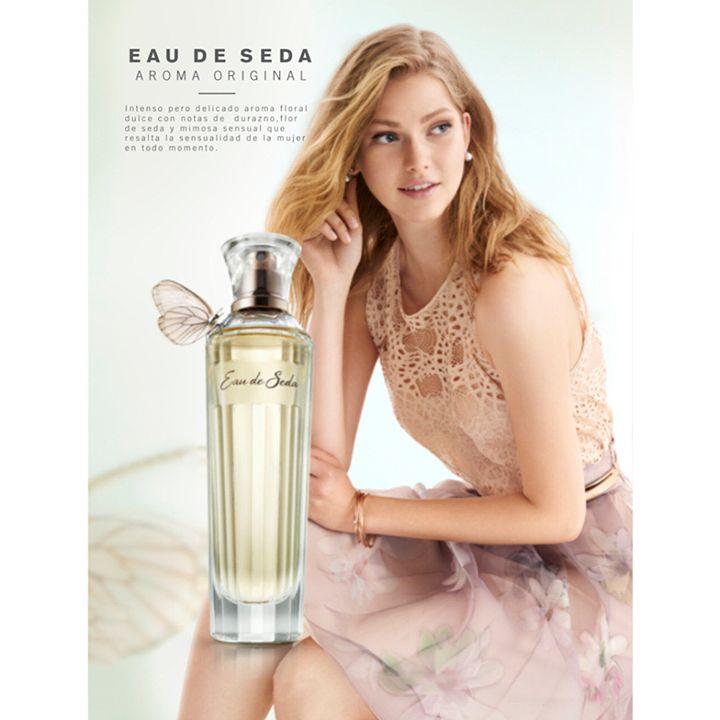 HOY  2x1 en Perfume #Yanbal Mujer EAU DE SEDA. Envío Nacional #Colombia. http://www.descuentometro.com/producto/perfume-yanbal-mujer-eau-seda/