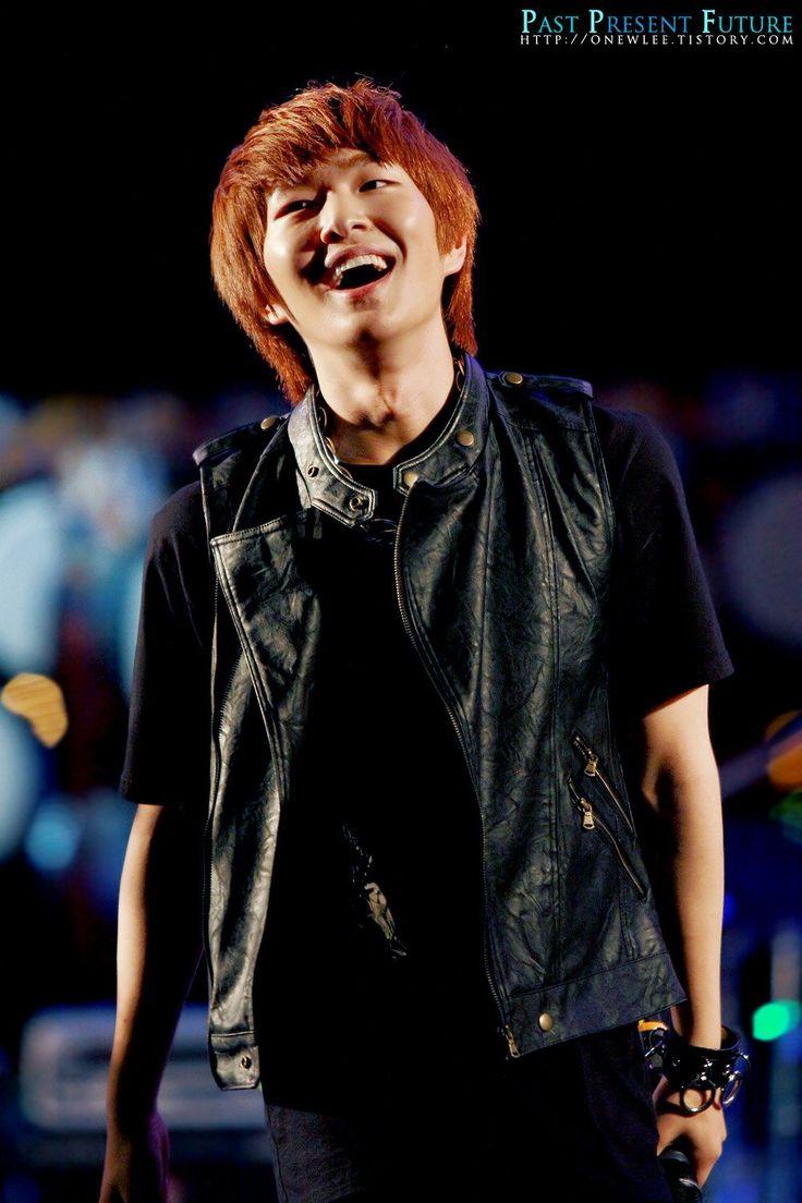 ONEW ' Sacheon World Percussion Festival ' // 110804