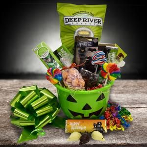 The Ghastly Ghoul Halloween Gift Basket