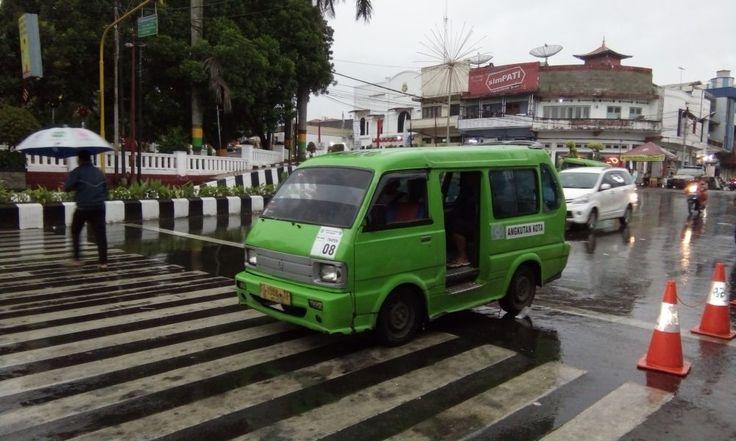 Bakal Ada Angkot Ber-AC di Sukabumi