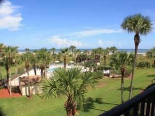 Ocean Villas 22- 2 Bedroom townhouse style condo with ocean views!