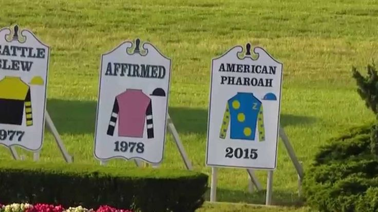 Can American Pharoah Go Out on Top? - Horse Racing News videos