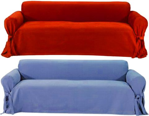 Slipcovers for Couches with Recliners