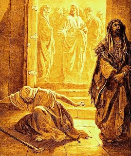 Are you a Pharisee or Tax Collector?  Luke 18:9-14 ~ Parable of the Pharisee and the Tax Collector
