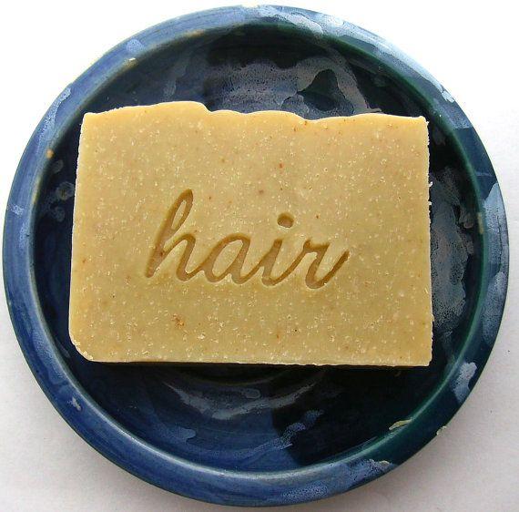 Lemon Vanilla Aloe Shampoo Bar   Vegan Shampoo Bar by AquarianBath, $6.25