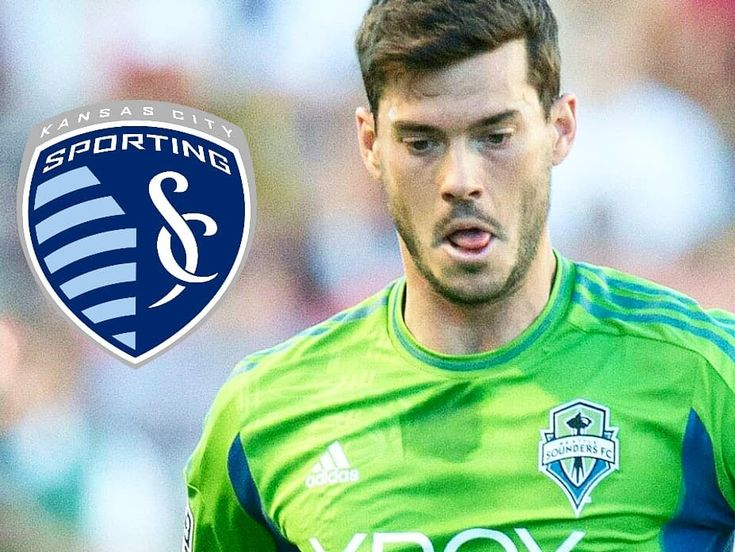 Seattle Sounders player Brad Evans has signed for Sporting Kansas City!