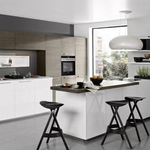 Nolte keukeninspiratie | Een kookeiland om gezellig rond te tafelen