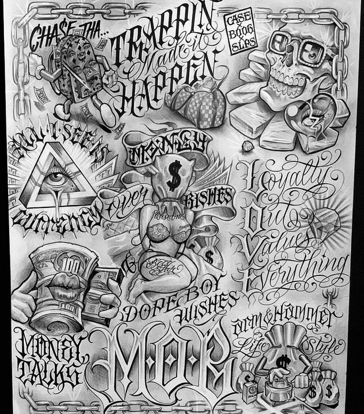 Pin By Freedom Mead On Fonts 2 Chicano Art Tattoos Chicano Tattoos Sleeve Chicano Tattoos Lettering