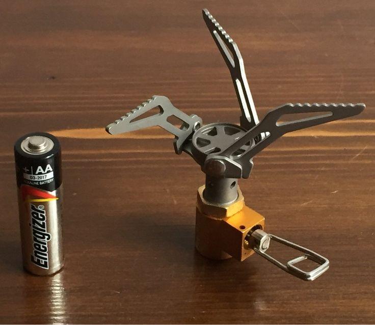 Hornet | Titanium Micro Stove | 45g