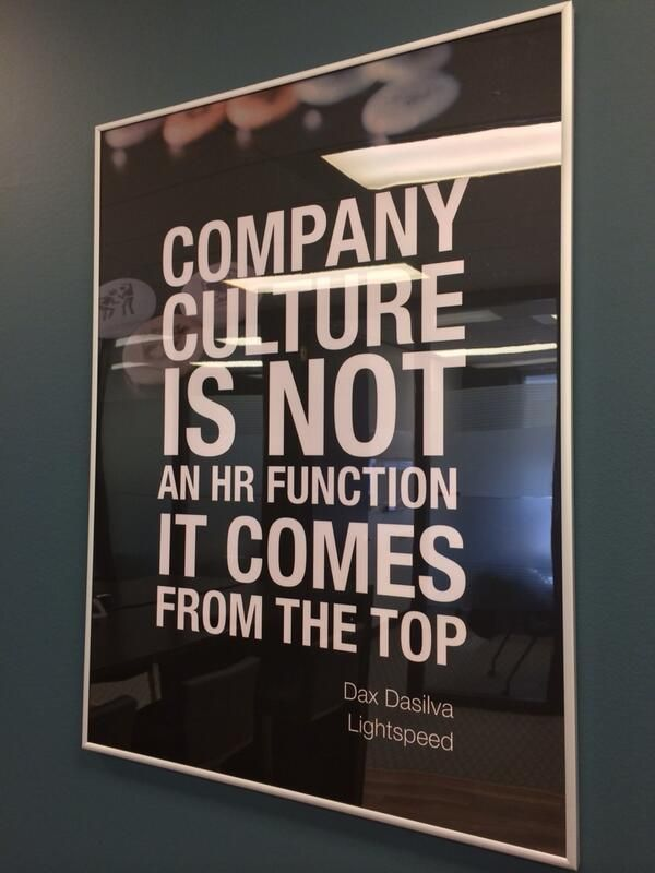 Company culture is not an HR function.  It comes from the top.  Explore the company culture that suits you best.  Create your workplace preference profile at www.hireq.com
