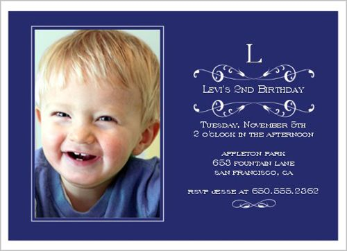 107 best baby boys 1st birthday invitations images on pinterest elegant navy birthday invitation by petite lemon baby boy 1st filmwisefo