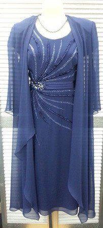 Dress and Jacket Set 109