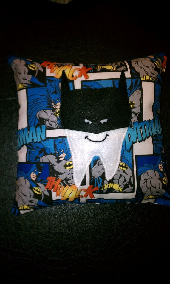 111 best images about tooth fairy pillows on pinterest for Batman fairy door