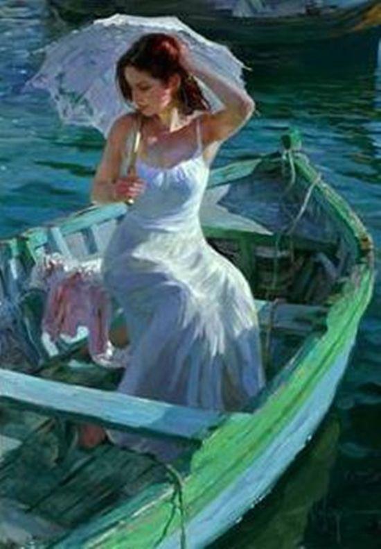 Vladimir Volegov Paintings Gallery | ImpressioniArtistiche
