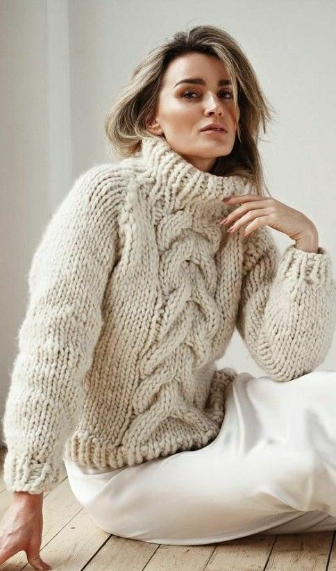Top 291 best BIG THICK BULKY Turtleneck sweaters images on Pinterest  SB87