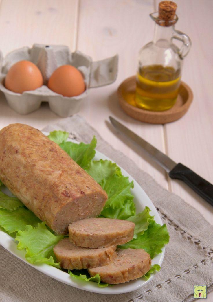Salame di tonno, ricetta fresca e facile