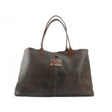 O My Bag Fancy Franny Dark Brown