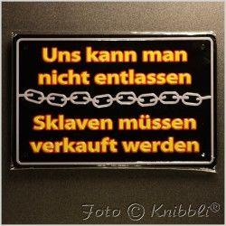 #Metall #Schild 12,5x19 cm #Prägung #Spruch 03 #metallschild #funschild - jetzt bei #Knibbli auf Knibbli.com