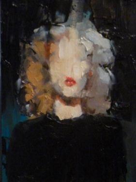 "Saatchi Art Artist Fanny Nushka Moreaux; Painting, ""Fashion Week, 2013"" #art"