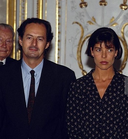 May 29, 1991 Pierre Fondation Prize Ceremony In Monaco On May 29, 1991.