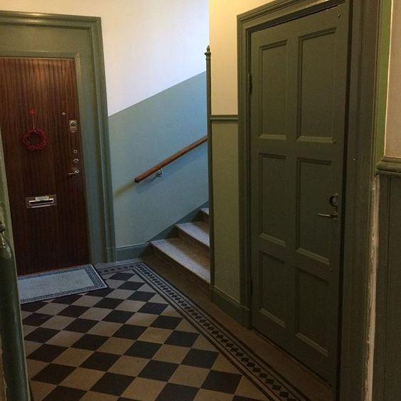 Bildresultat för färgsättning trappuppgångar
