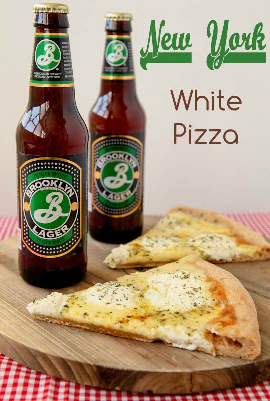 New York White Pizza - The Daily Dish - http://italian ...