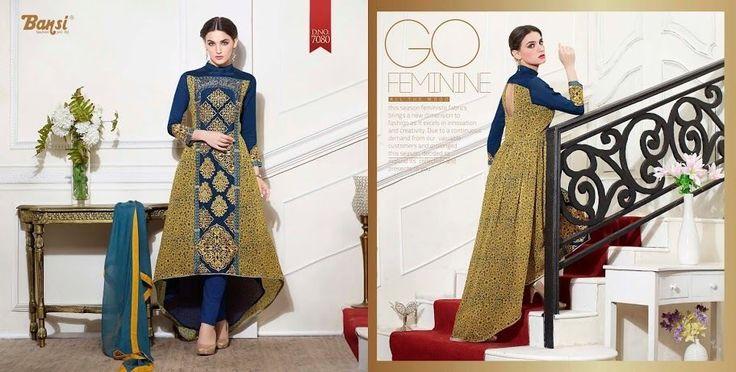 Pakistani Designer Kameez IndianBollywood  Anarkali Party Salwar Ethnic Suit #Trendzcollection #SalwarKameez