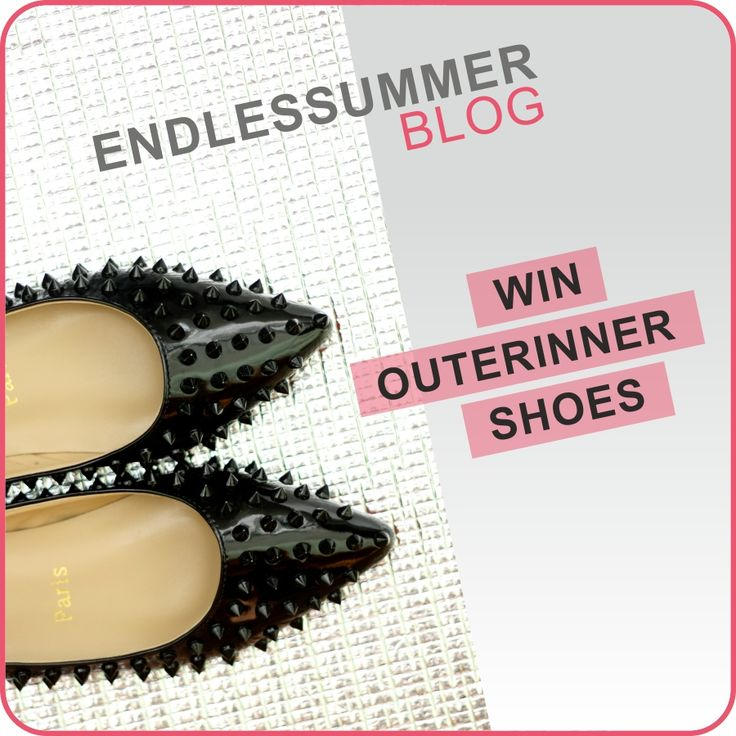 Endless Summer Blog: OuterInner Shoes Giveaway!