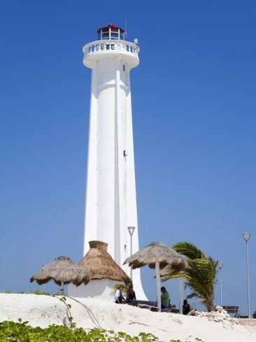 Mahahaul Lighthouse, Costa Maya