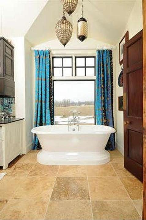 114 Best Bohemian Bathroom Images On Pinterest