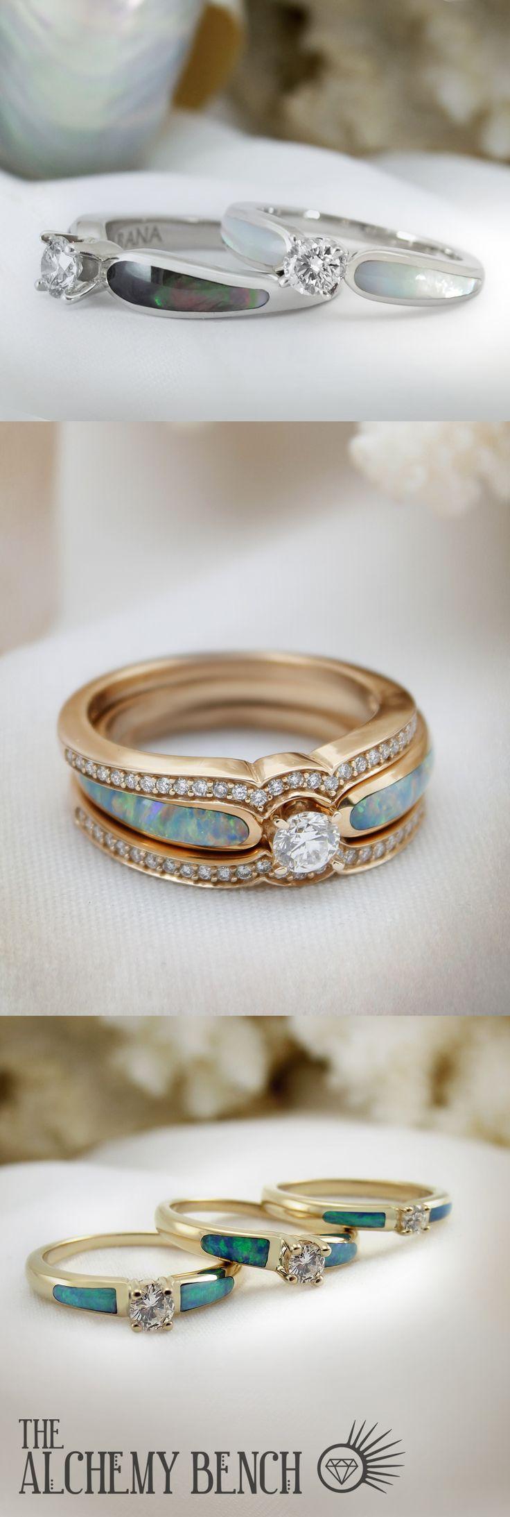 94 Best Unique Wedding Rings Images On Pinterest Unique Weddings