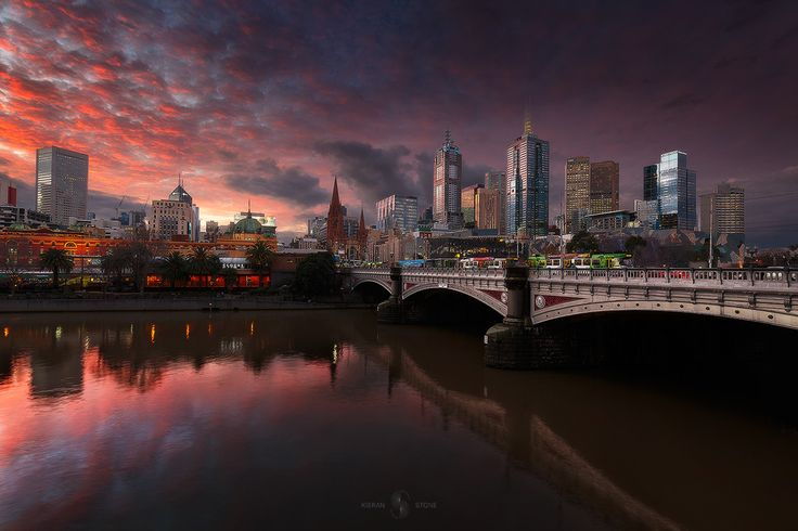 Burn City - Melbourne always has something special to offer