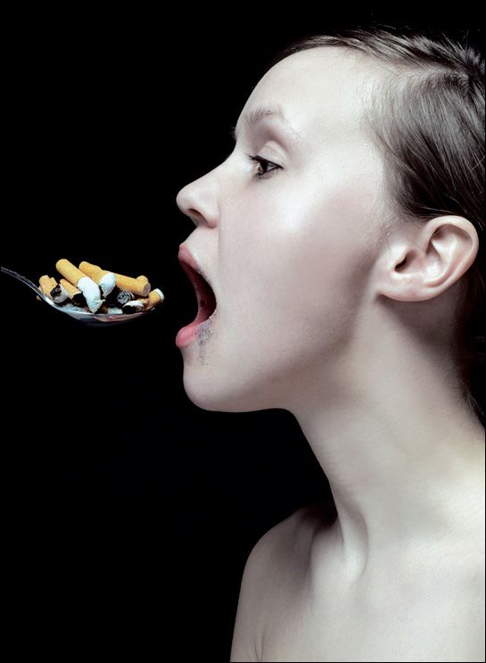 Do you know what you are putting into your body when you use tobacco?