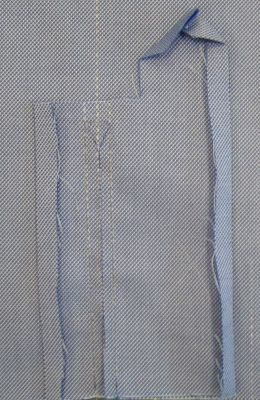 How to Sew a Traditional Shirt