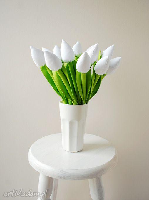 Bawełniane tulipany. $30