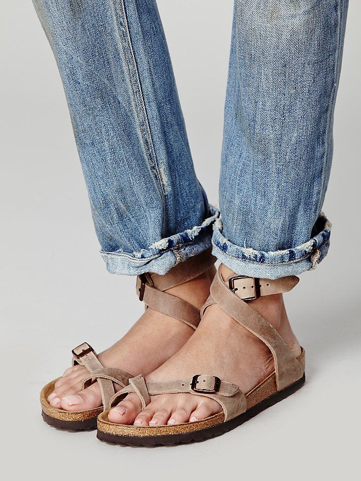 Birkenstock I have these and love them!