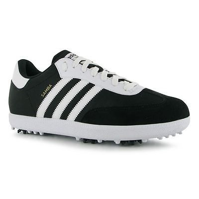 #Adidas mens golf samba golf #shoes #sport trainers lace up footwear sneakers pum,  View more on the LINK: 	http://www.zeppy.io/product/gb/2/371268083569/